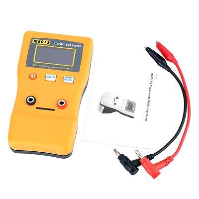 M6013 High Precision Capacitor Meter Resistance Capacitor Circuit Tester G7A7