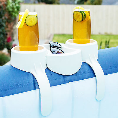 Bestway Lay-Z-Spa Drinks Holder use with Lay-Z-Spa Inflatable Hot Tubs BW58416