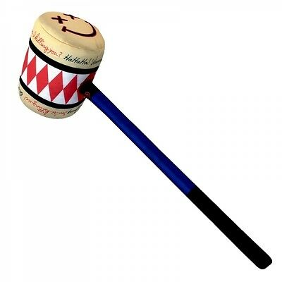 Harley Quinn (Suicide Squad) Mallet - Brand New!