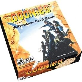 The Goonies Adventure Card Game - Brand New!
