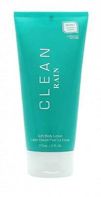 Clean Rain Body Lotion - Women's For Her. New. Free Shipping