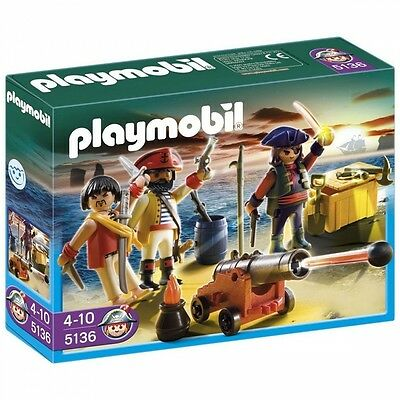 Playmobil Pirates Commander with Armory - Brand New!
