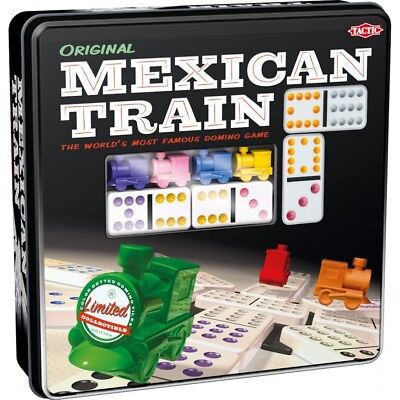 Mexican Train Tin Edition - Brand New!