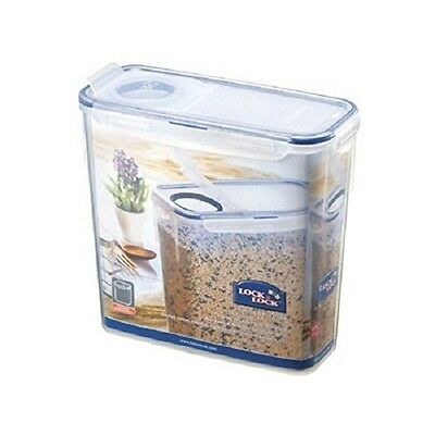 Lock & Lock Rectangular 3.4ltr With Flip Top Lid - Brand New!