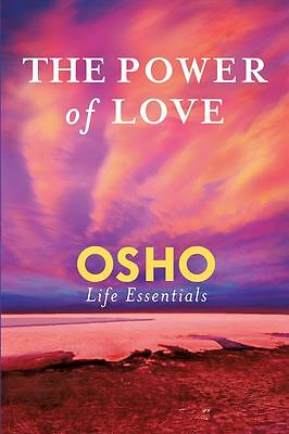 The Power of Love by Life Matters Osho - Paperback - NEW - Book