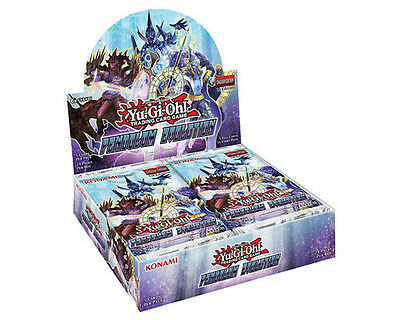 Yu-Gi-Oh Trading Card Game Pendulum Evolution Booster Box New/Sealed