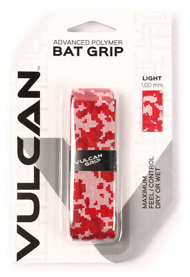 Vulcan V100-RCAM Light Bat Grip 1.000 mm Red Camo