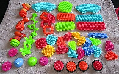Stickle Bricks Bundle Loose Lot