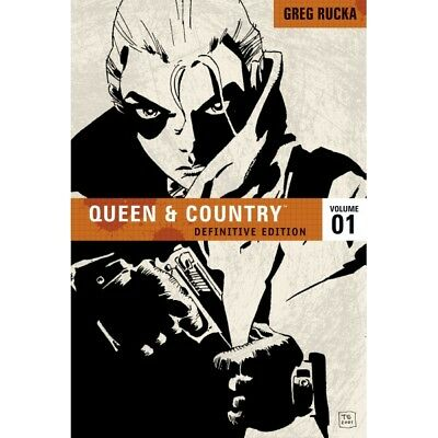 Queen & Country The Definitive Edition Volume 1
