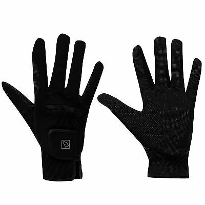 Caldene 3 In 1 Gloves Reinforced Hands Horse Riding Equestrian Accessories