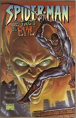 Spider-Man: Legacy Of Evil #1 - NM-