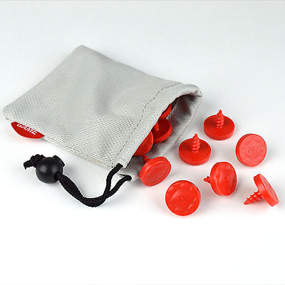 Game Golf Extra Tag Set - Spare Tags - GPS Tracking Device Analyse Shots