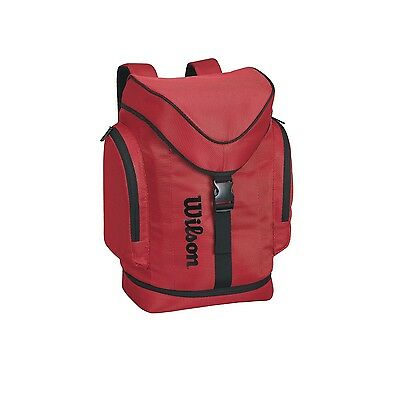 Wilson Evolution Basketball Backpack-Red WTB184000