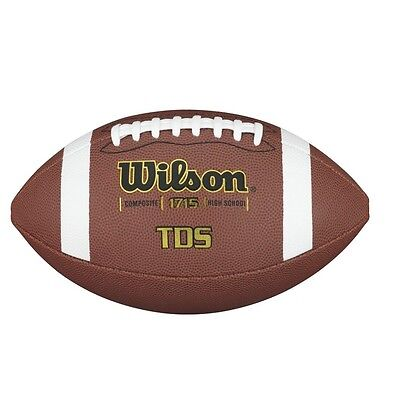 Wilson TDY Composite Piloflex Superskin Football Youth WTF1714X