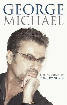 George Michael: The biography, Jovanovic, Rob, Very Good condition, Book