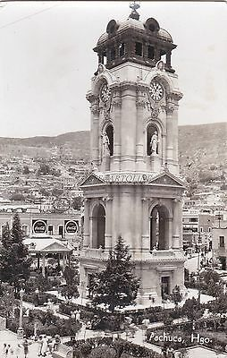 MEXICO - Pachuca - Photo Postcard 1952