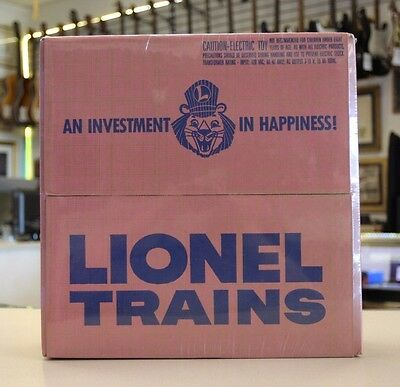 Lionel 6-11722 1991 Pink Girls Train Set MIB (factory sealed)