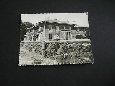 Caerynwch Hall Hotel, DOLGELLEY, Merionethshire, Real Photographic Postcard