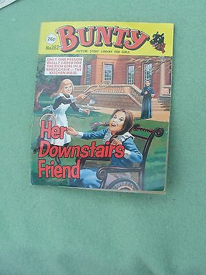 Picture Story Library For Girls - Bunty No.282