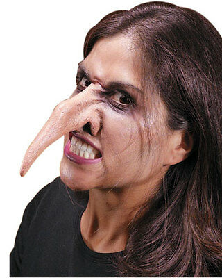 Reel FX Evil Nose Latex Prosthetic Witch Goblin Troll Nose Costume Accessory