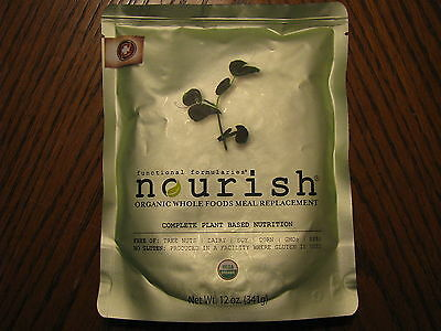 Functional Forularies Nourish Whole Foods Meal Replacement Liquid Hope 24 Packs