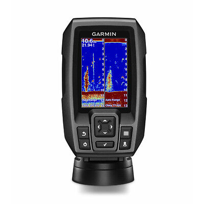 Garmin Striker 4 - Ecoscandaglio Con Gps Integrato - Art. 010-01550-01