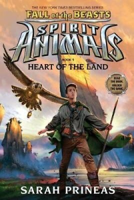 Fall of the Beasts 5: Heart of the Land by Sarah Prineas (Hardback, 2017)