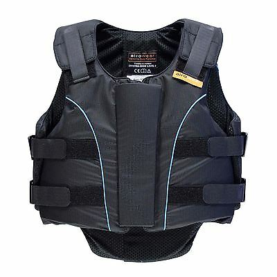 Airowear Kids Olyn Body Protector Juniors Equestrian Riders Safety Equipment