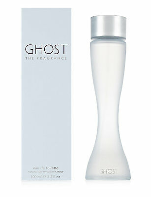 Ghost The Fragrance 100Ml Eau De Toilette Spray Brand New & Sealed
