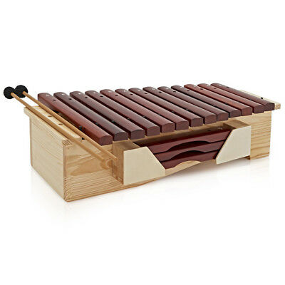 Soprano Xylophone by Gear4music Diatonic