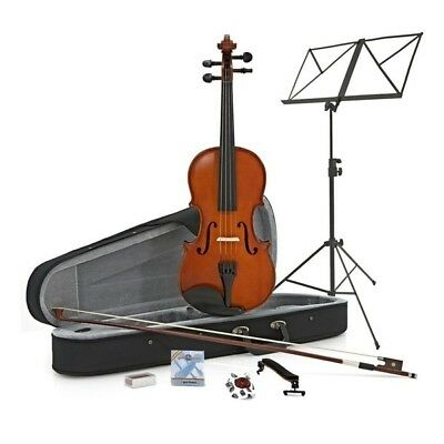 Student Plus Full Size Violin + Accessory Pack by Gear4Music