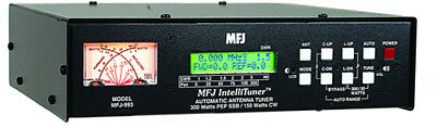 MFJ-993B 1.8 To 30MHz Intellituner Auto Tuner