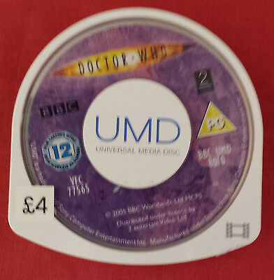 (Wi1) Doctor Who - Series 1 Vol. 1 (UMD, 2005)