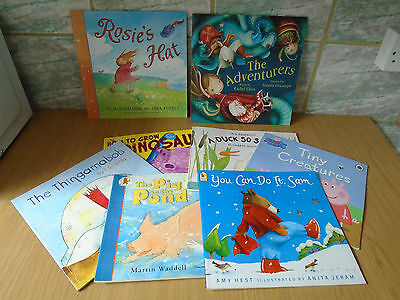 Bundle Young Reader Childrens Paperback Books Baby Toy (6)