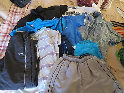 11 item bundle of mens clothes size small
