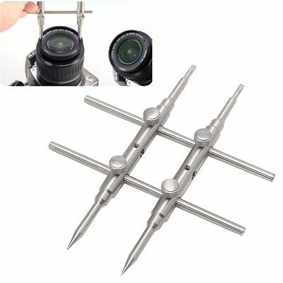 25-130MM DSLR Lens Pro Spanner Wrench Opening Tools For Camera Repairing Device