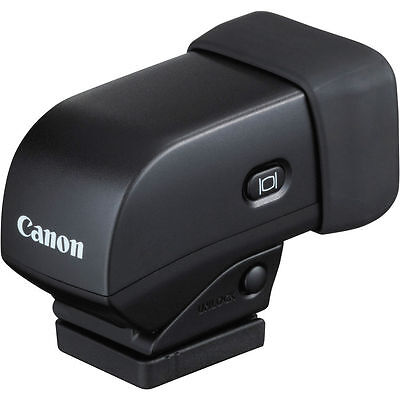 Canon EVF-DC1 Electronic Viewfinder for Powershot G3 X Mark II 2 EOS M3 AU