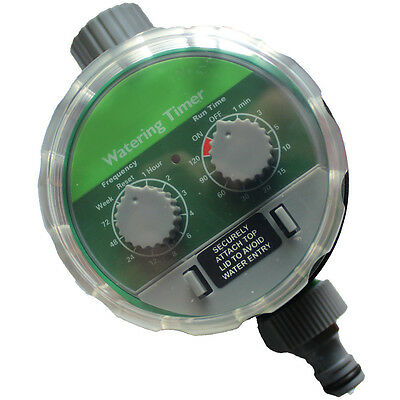 Automatic Electronic Watering Irrigation System Water Timer Garden