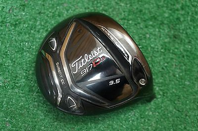 Titleist 917 D3 9.5* Driver Head Only Good Condition 608442