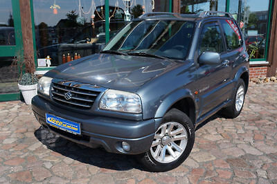 Suzuki Grand Vitara 1.6 Comfort Limited TOP ZUSTAND/SHZ