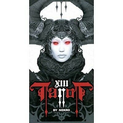XIII Tarot Card Deck by Nekro!