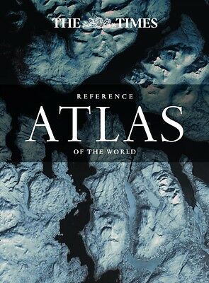 The Times Reference Atlas of the World (Hardcover), Times Atlases, 9780008144005