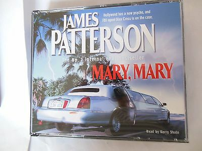 Mary, Mary by James Patterson (CD-Audio, 2009) Unabridged.