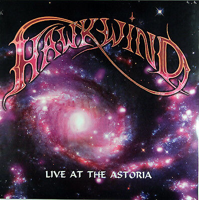 Hawkwind - Live At The Astoria (2 x Vinyl LP) New & Sealed