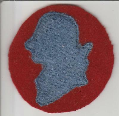 Original WW 1 US Army 11th Division Patch Inv# S130