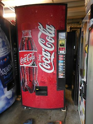 Royal Giii G3 Rvcc 804-9 Soda / Drink Vending Machine 9 Selection Multi-Price