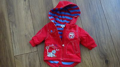 Disney Store Boys Coat 0-3 Months 101 Dalmations