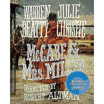 McCabe & Mrs. Miller (The Criterion Collection) [Blu-ray] New