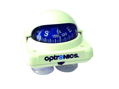 OPTRONICS Compact, Low Profile Marine Compass  Part# CP101