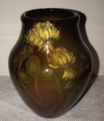 Rookwood Standard Glaze Vase By Lindeman 1904 914F Near Mint Condition